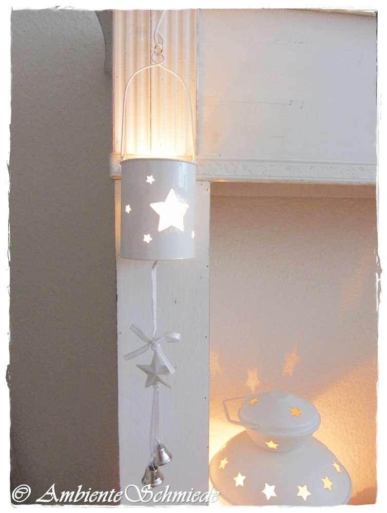 Windlichter aus dosen stunning hngekorb drahtkorb zum for Windlicht rostoptik