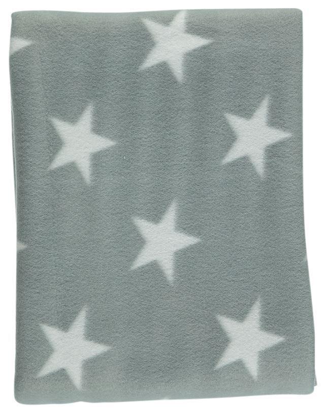 Decke Sterne fleece decke sterne grau teddyfleece kuscheldecke sofa decke plaid