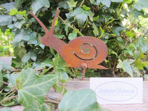 Rost rostig rostdeko ambienteschmiede for Landhausgarten deko